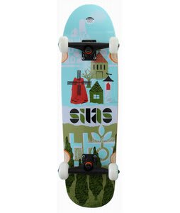 Habitat Silas Baxter-Neal Citadel Longboard