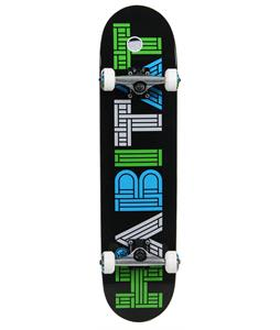 Habitat Linotype Skateboard Complete