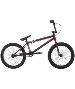 Haro 350.1  BMX Bike Matte Blood 20in
