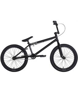 Haro 350.1 20.5In BMX Bike Matte Black 20
