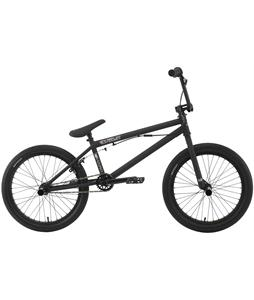 Haro 350.2 20.5In BMX Bike Matte Black 20
