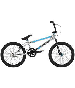 Haro Annex Pro Xl BMX Bike Polished 20in/21in Top Tube
