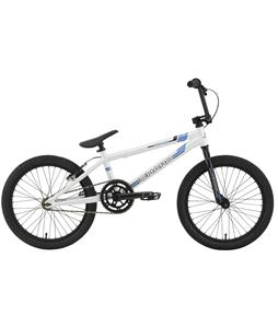 Haro Top Am BMX Bike SG Ano White 20
