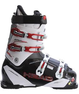 Head Adaptedge 90 Ski Boots Black/White