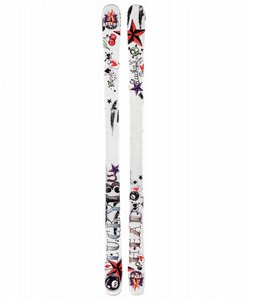 Head Black Jack 80 BK Skis