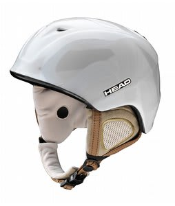 Head Cloe Audio Snowboard Helmet White