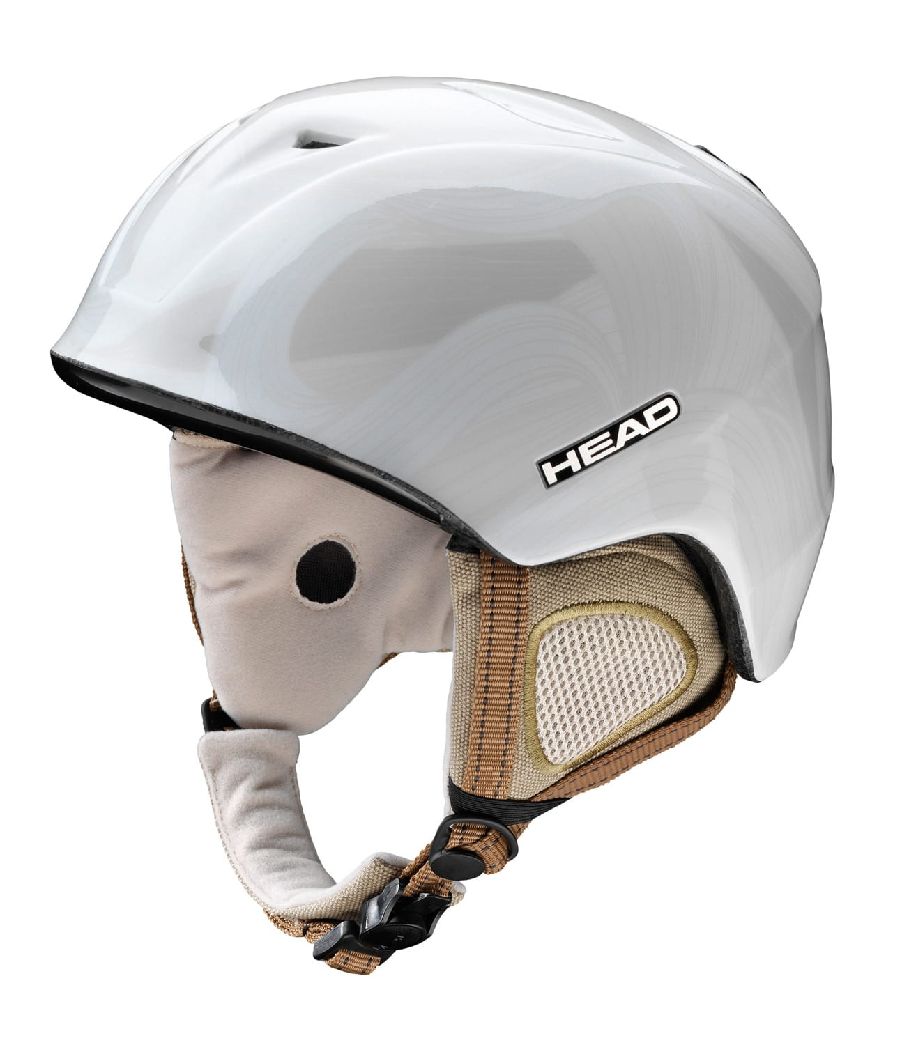 Shop for Head Cloe Audio Snowboard Helmet White - Women's