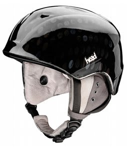 Head Cloe Snowboard Helmet Black