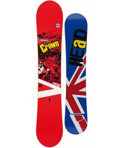 Head Crown I Snowboard