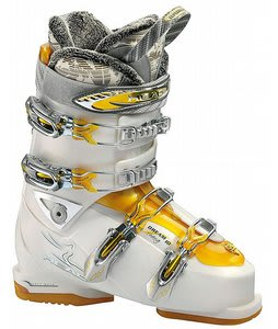Head Dream Thang 10 Superheat 3 Ski Boots Pearl/Tr Gold