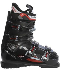 Head Edge Gp Alu Ski Boots Black