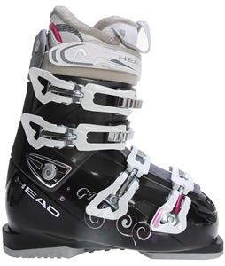 Head Edge Gp Mya Alu Ski Boots Black