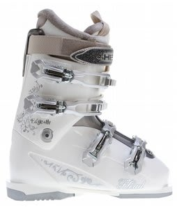 Head Edge+ Hf Mya Ski Boots Pearl/Silver
