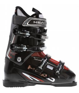 Head Edge+ Hf Ski Boots Black/Red