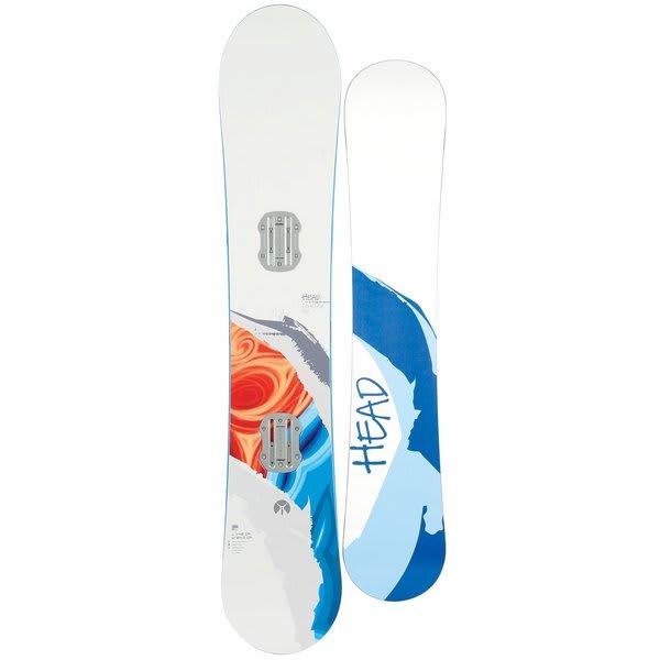 Head Fountain I Snowboard