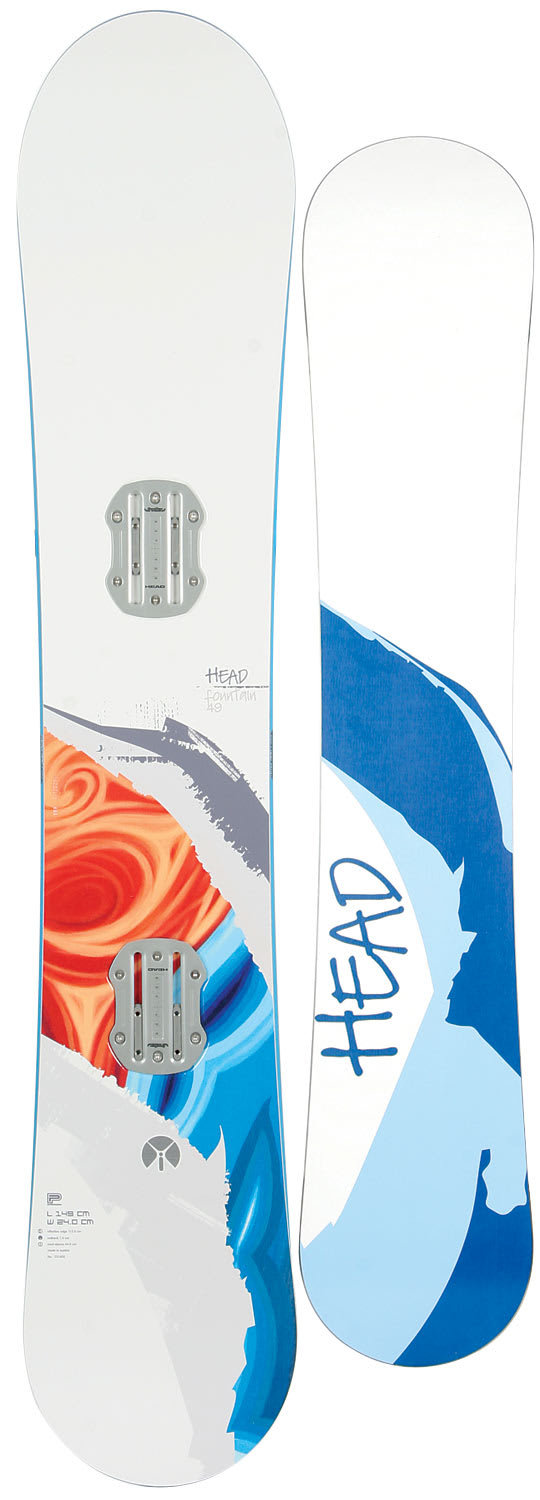Shop for Head Fountain I Snowboard 154 - Women's