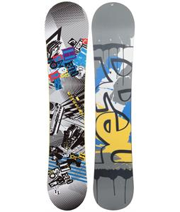 Head Fusion Rocka Legacy Snowboard 162