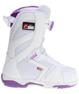 Head Galore BOA Snowboard Boots White