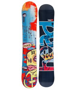 Head Ignition Rocka Snowboard 156