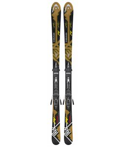 Head i.Peak 74 Skis w/ Tyrolia PR 11 Bindings Black Glossy