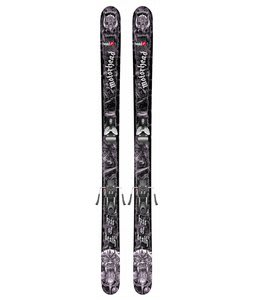 Head Kiss Of Death 110 Skis w/ Mojo 12 Bindings