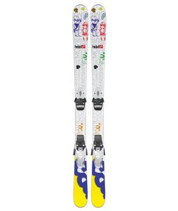 Head Mojo Jr Skis w/ SL 75 Bindings