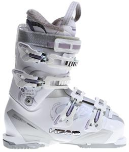 Head Next Edge 70 Ski Boots White/Silver