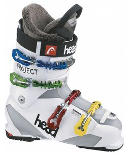 Head Nextedge Project HF Ski Boots White