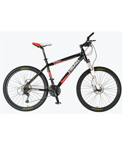Head Nitrate Bike Black 19
