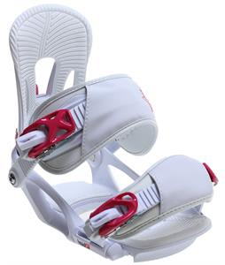 Head NX Fay I V2 Snowboard Bindings White