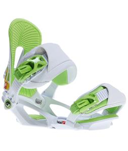 Head NX Fay II Snowboard Bindings White
