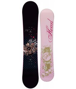 Head Pride Snowboard 152