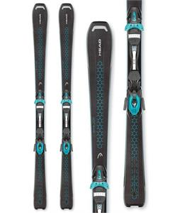 Head Pure Joy Skis w/ Joy 9 SLR Bindings