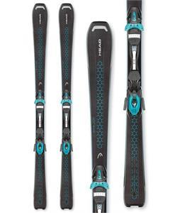 Head Pure Joy Skis w/ Joy 9 SLR Bindings
