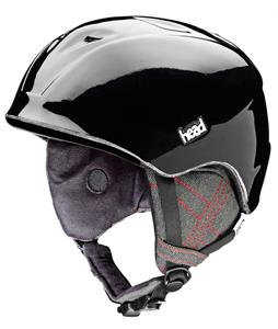 Head Rebel Audio Ski Helmet Black