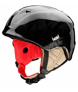 Head Rebel Snowboard Helmet Black