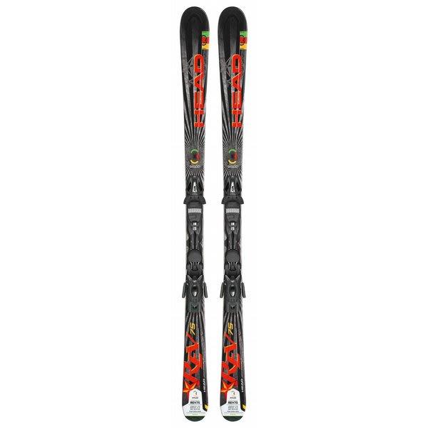 Head Rev 75 Skis w/ Pr 11 Bindings