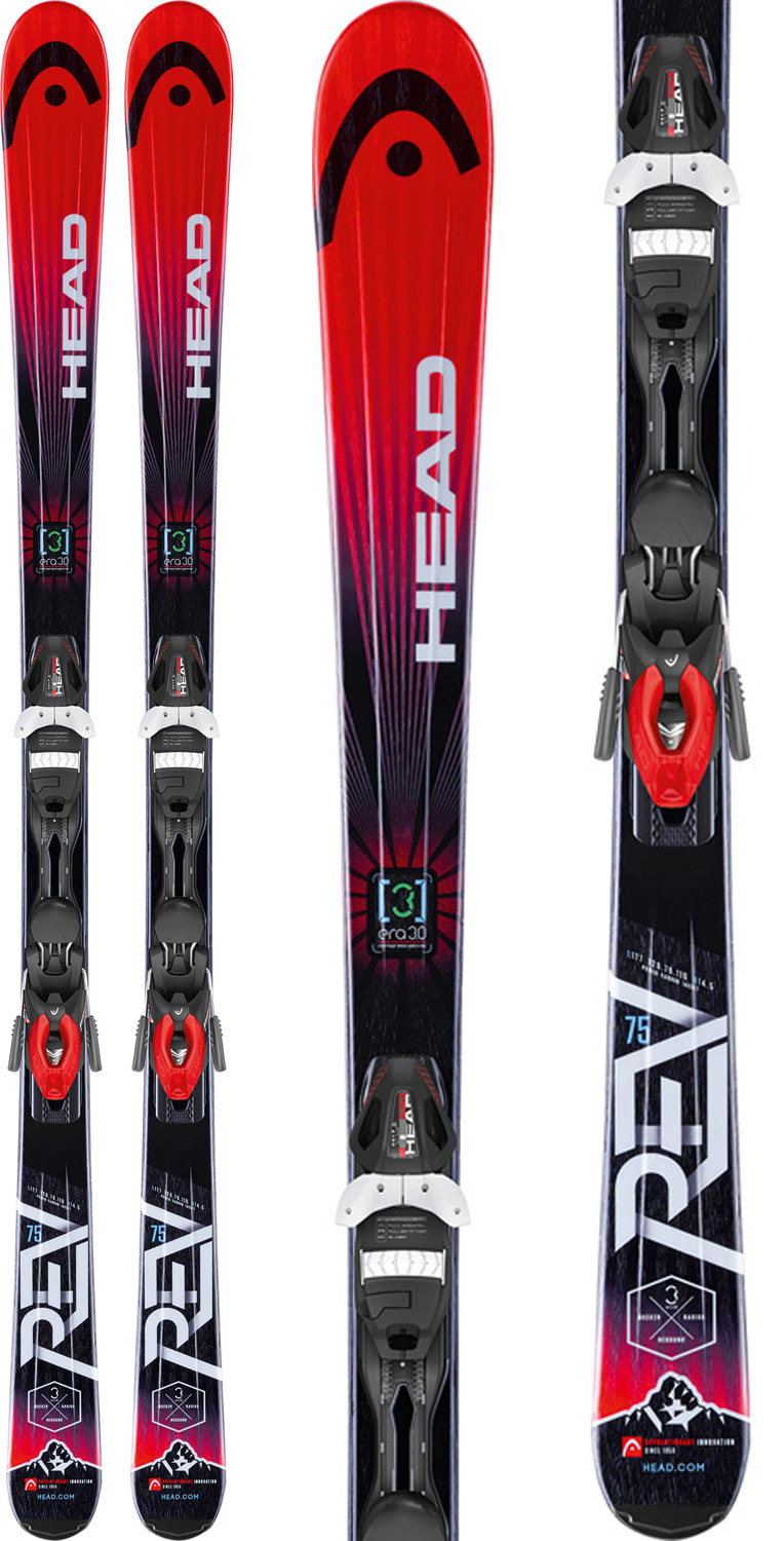 On Sale Head Rev 75 Skis W Pr 11 Bindings Up To 50 Off
