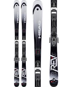 Head Rev 78 Skis w/ PR 11 Bindings