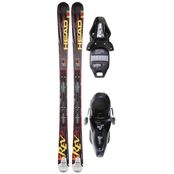 Head Rev 80 Skis w/ Pr 11 Bindings