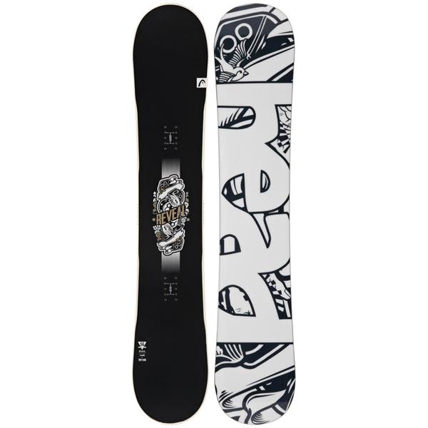 Head Reveal Snowboard