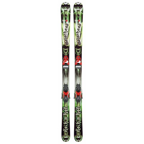 Head Rock N Roll 95 Skis w/ Mojo 12 Bindings