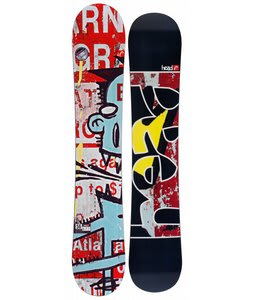 Head Rush Rocka Snowboard 156