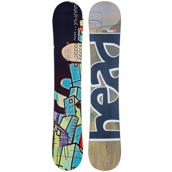 Head Rush Rocka Snowboard
