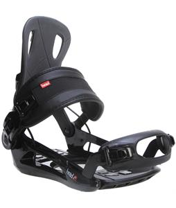 Head Rx One Snowboard Bindings Black