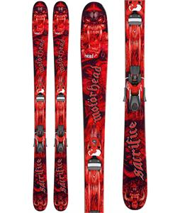 Head Sacrifice 105 Skis w/ Mojo 15 Bindings