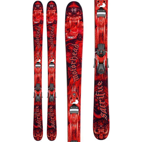 Head Sacrifice 105 Skis w/ Mojo 15 Bindings