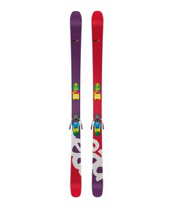 Head SBC 79 Skis w/ Mojo 11 Wide Bindings White/Multicolor 88mm
