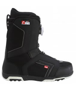 Head Scout BOA Snowboard Boots Black
