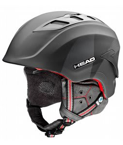 Head Sensor Snowboard Helmet Black